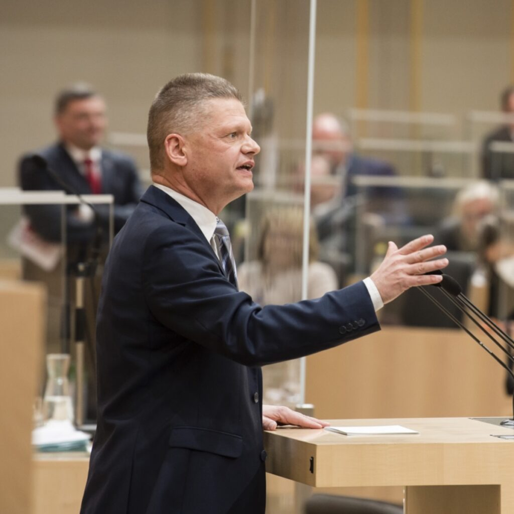 Foto: Parlamentsdirektion / Thomas Jantzen