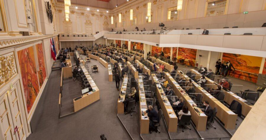 Foto: Parlamentsdirektion / Raimund Appel