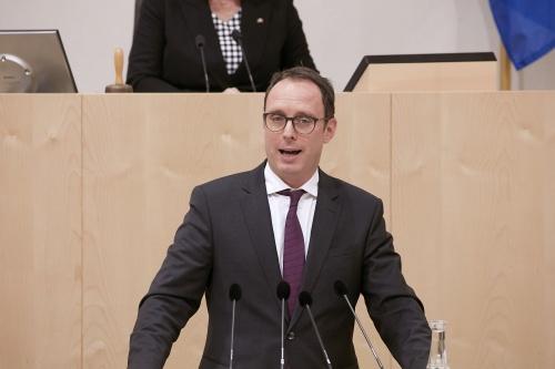 © Parlamentsdirektion / Thomas Topf
