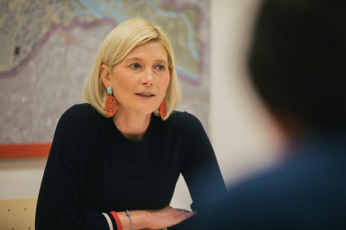 Bernadette Arnoldner (ÖVP); Foto: Elias Pargan