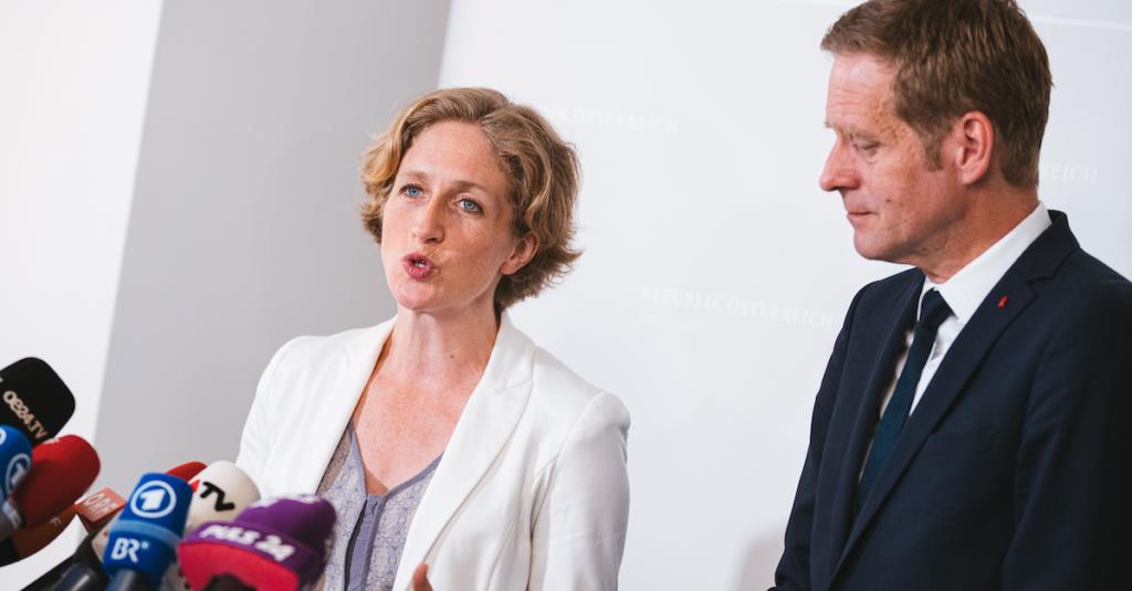 Worum geht es der Opposition um Stephanie Krisper (NEOS) und Kai-Jan Krainer (SPÖ) wirklich?