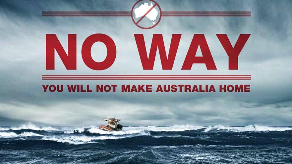Pushbacks sind teil der konsequenten australischen Strategie gegen illegale Migration; Foto: