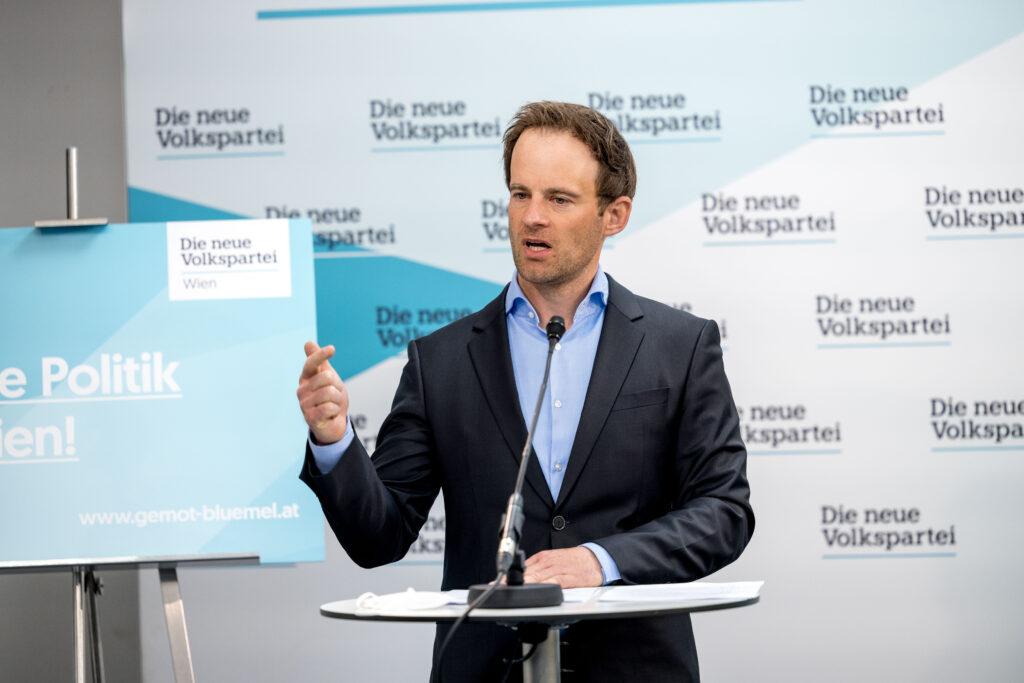 Quelle: ÖVP-Wien/ Klemens Majcan