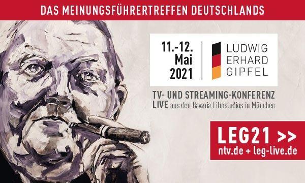 Ludwig-Erhard-Gipfel 2021: Freiheitspreis für Kanzler Kurz