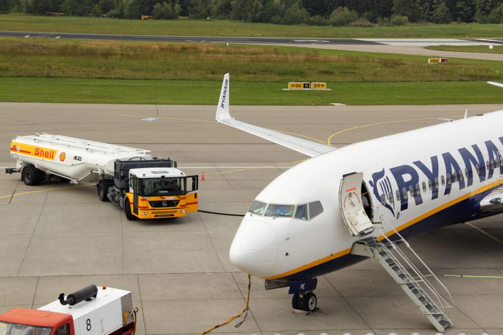Ryanair-Flugzeug, Symbolbild. Foto: iStock/ BasieB