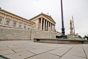 Künftig Parlamentsring, statt wie derzeit Renner-Ring? Foto: iStock /bhidethescene