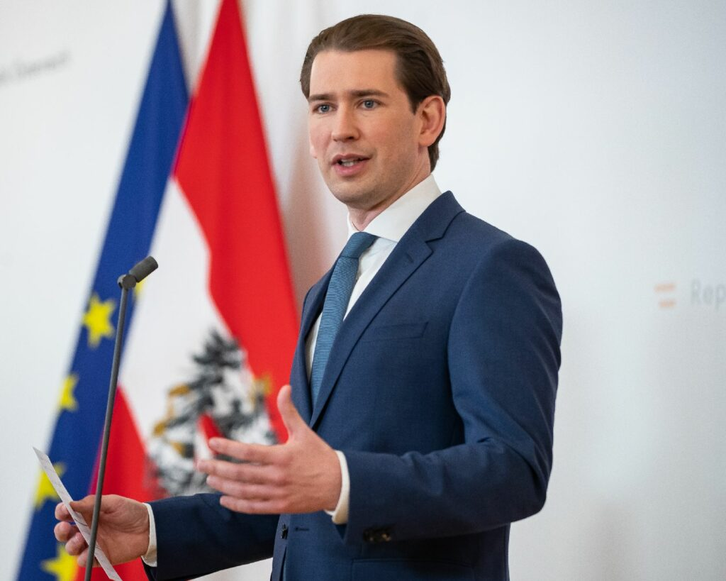 Bundeskanzler Sebastian Kurz nahm Stellung zu der Anpassung der Corona-Maßnahmen für Ungeimpfte. - Foto: BKA/Melicharek