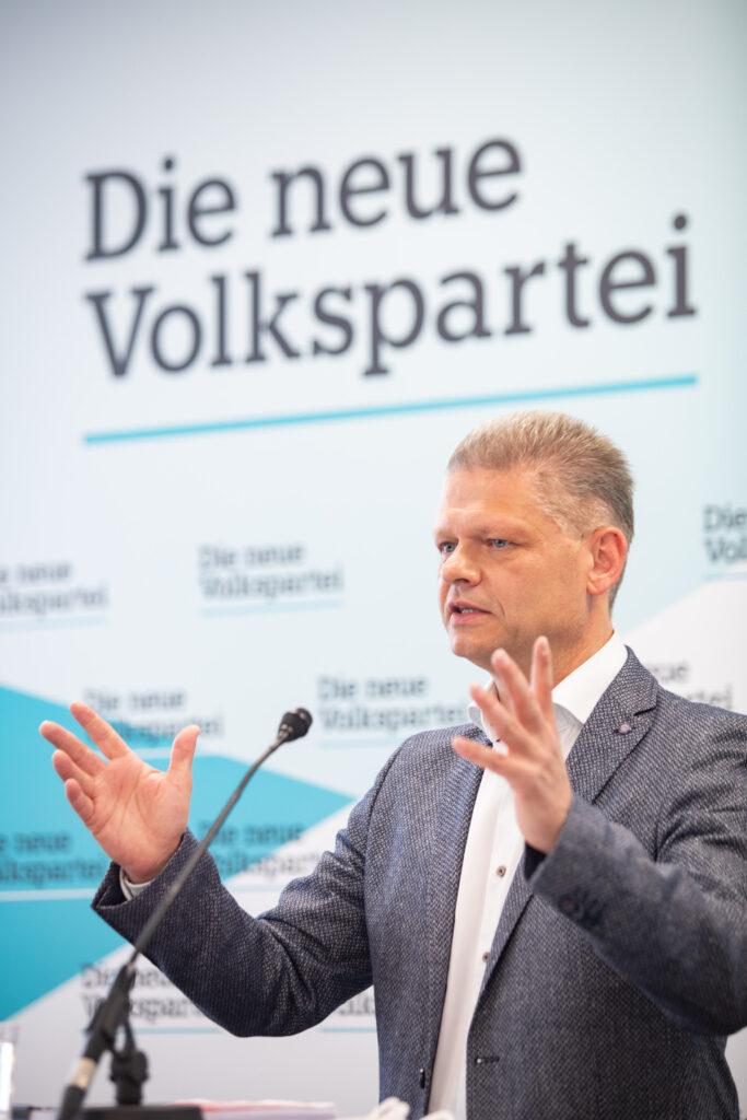 Fotos: Volkspartei/Glaser