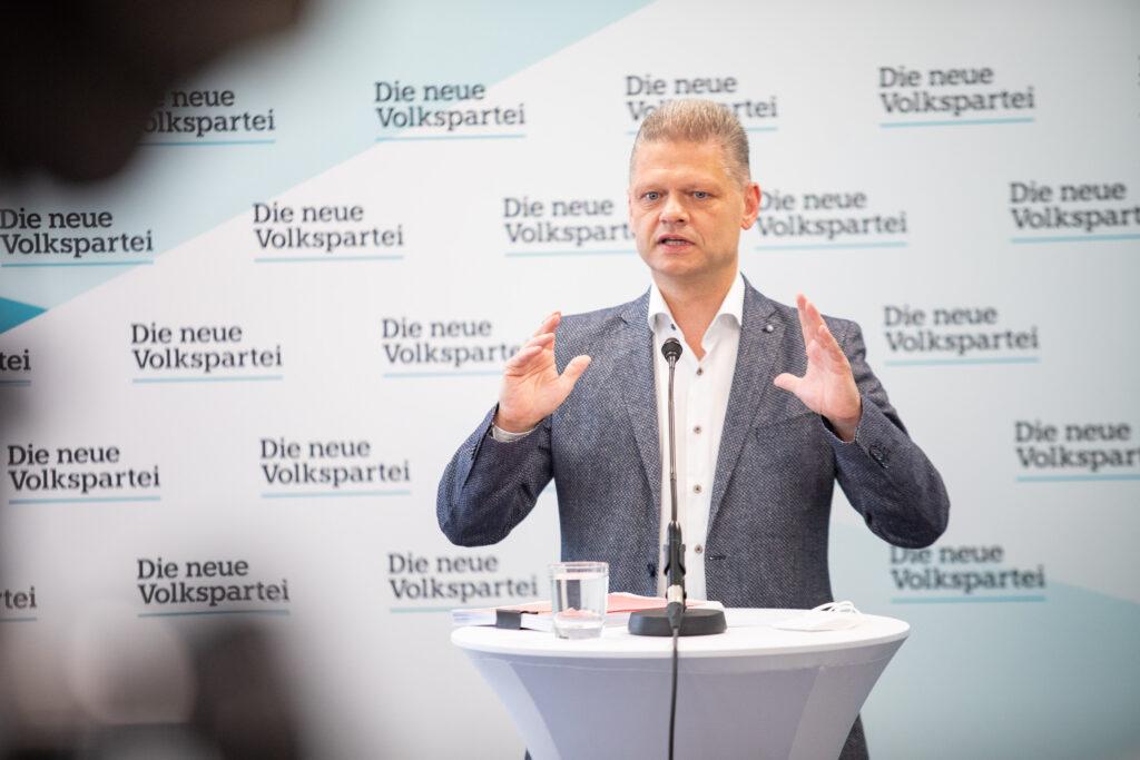 Andreas Hanger - Foto: Volkspartei/Glaser