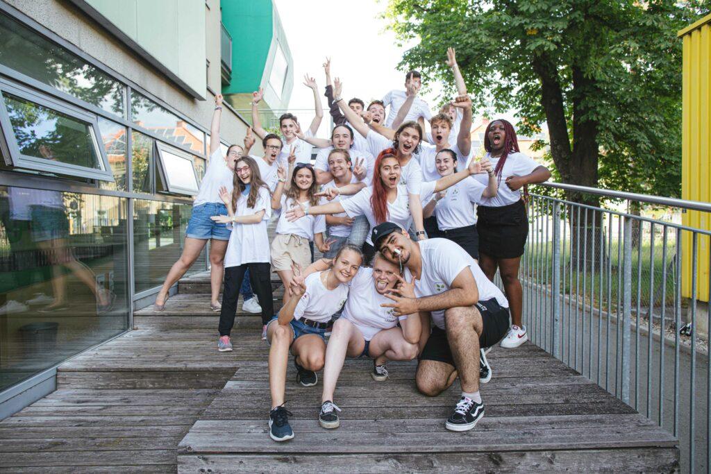 Kandidaten der Schülerunion/Schülerunion Steiermark - Foto: Ines Strohmayer