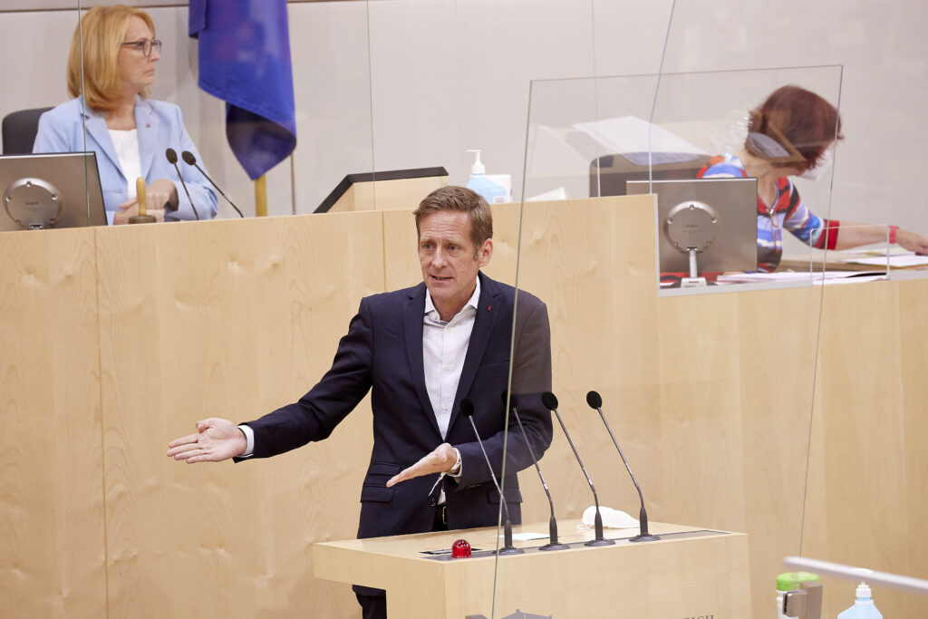 Foto: Parlamentsdirektion / Thomas Topf