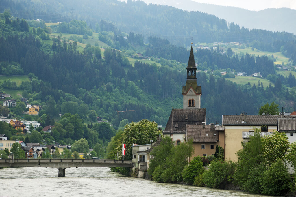 Bezirkshauptstadt Schwaz - Foto: iStock/kiev4