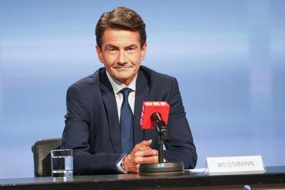 Roland Weißmann, neuer ORF-Generaldirektor ab 1. Jänner 2022; Foto: ORF/Roman Zach-Kiesling