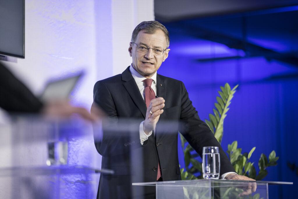 Landeshauptmann Thomas Stelzer (ÖVP) - Fotocredit: Mayrhofer I OÖVP