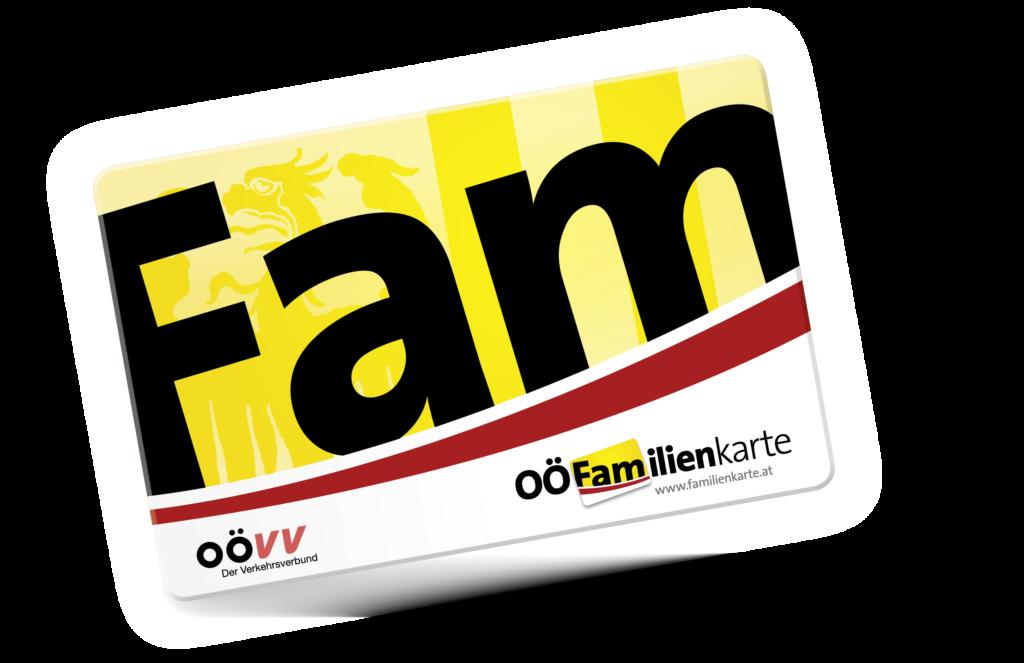In Oberösterreich gibt es derzeit rund 150.000 Familienkarten. - Bild: familienkarte.at