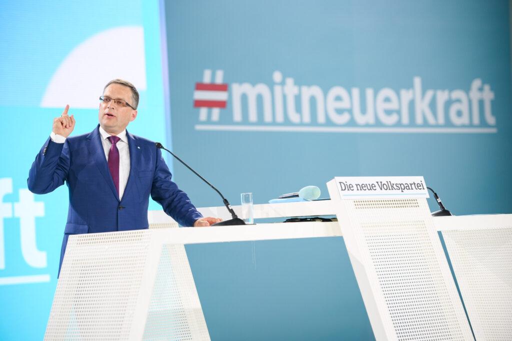 Foto: ÖVP/Gruber