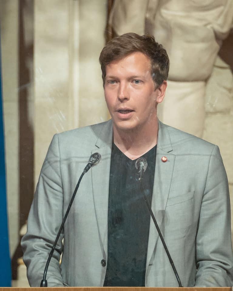 ÖVP LA Patrick Gasselich kritisiert die Entwicklungen bei der MA35 scharf - Foto: FB-Patrick Gasselich