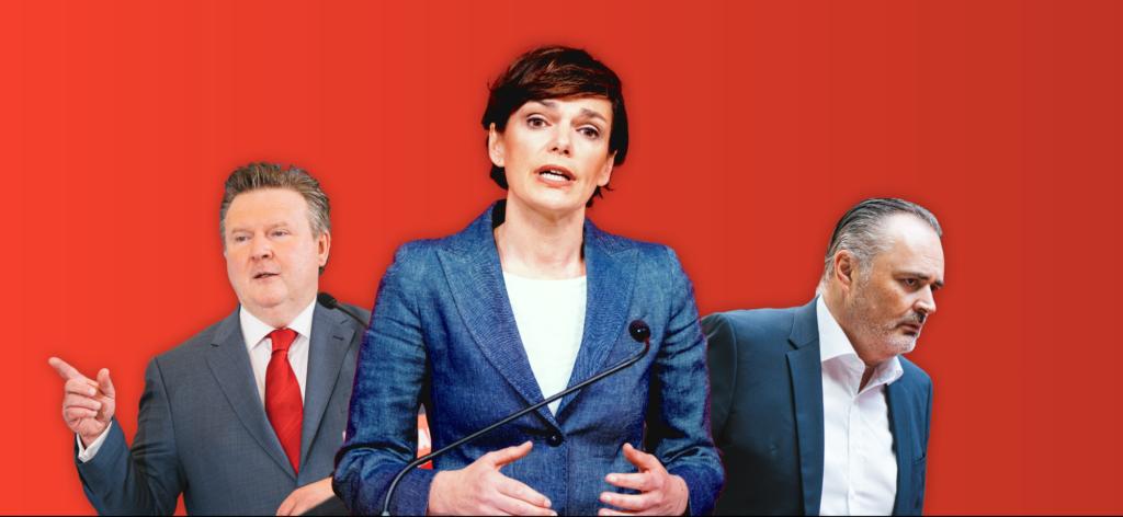 Die SPÖ hat aus den Fehlern von 2015 nichts gelernt. - Fotos: Florian Schrötter; Grafik: zur-Sache.at