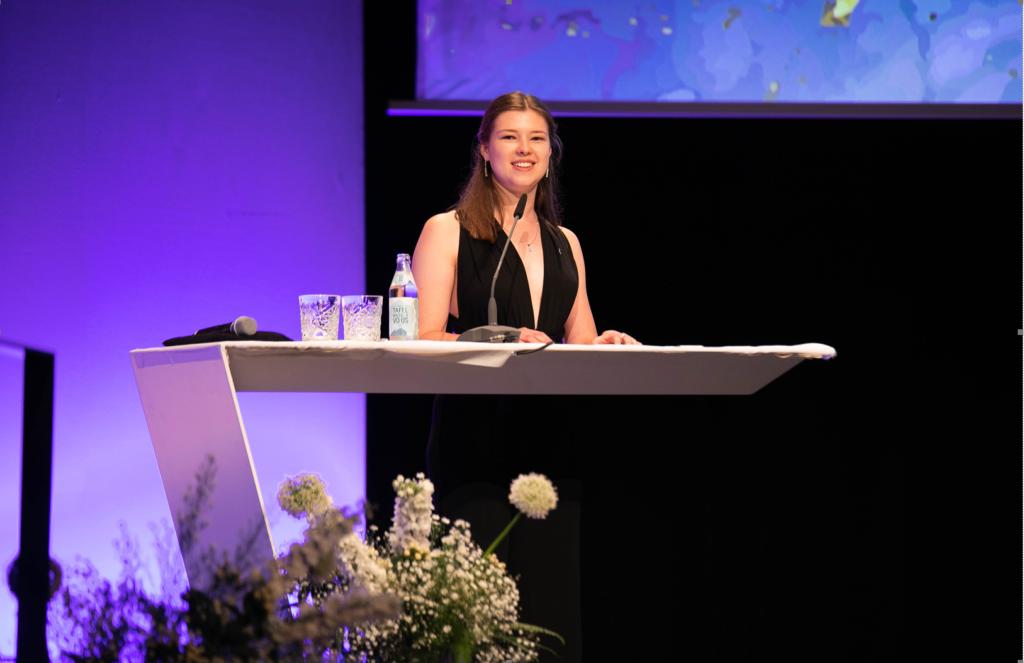 Bundesobfrau der Schülerunion Carina Reithmaier - Foto: Elias Pargan