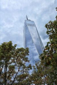 World Trade Center in New York: Sieg über den Terror. Foto: Tim Reckmann/pixelio.de