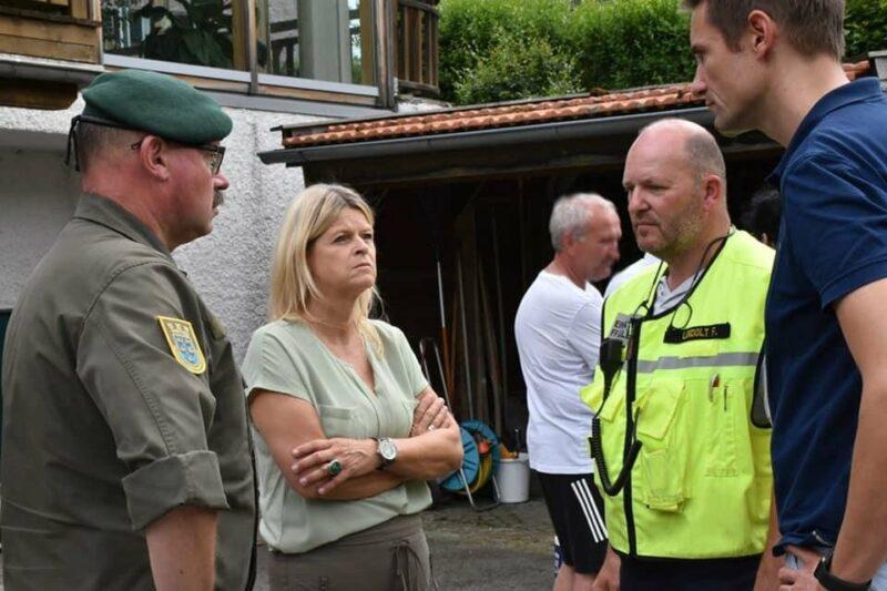 Verteidigungsministerin Klaudia Tanner - Foto: ÖBH