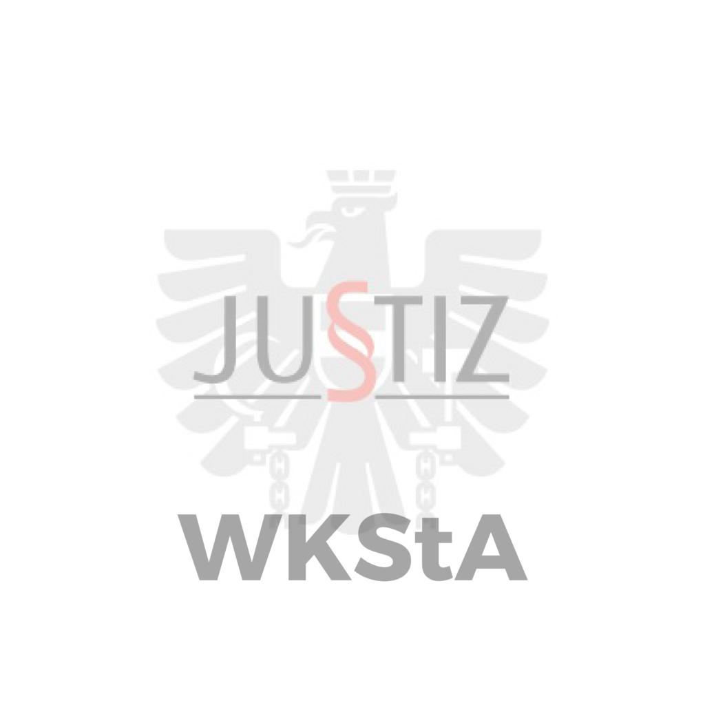 """Gibt es """"linke Zellen"""" in der WKStA? - Screenshot: justiz.gv.at"""