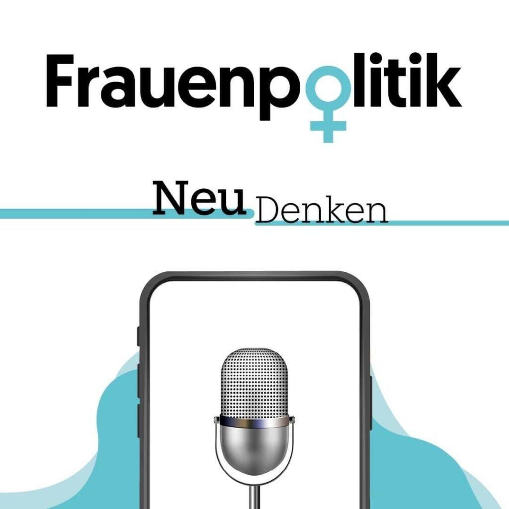 Logo VP Frauen Podcast