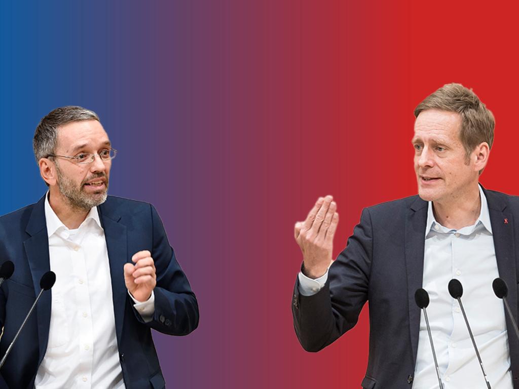 Zahlreiche Unwahrheiten, Vorwürfe und Mythen wurden nach der Präsentation der Reform verbreitet - Foto: Parlamentsdirektion/Johannes Zinner & Thomas Jantzen